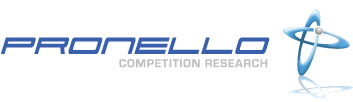 Pronello Competition research